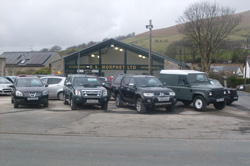 Our workshop in Sedbergh, Cumbria